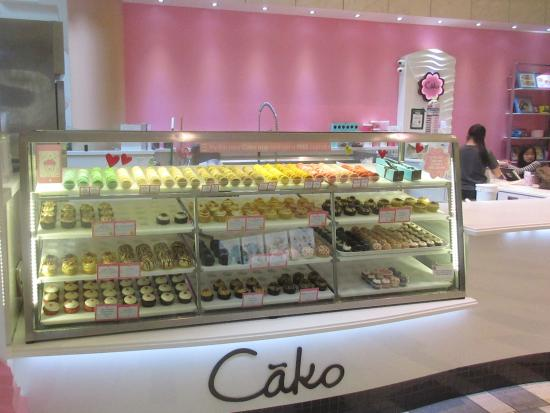Cako Bakery Oakridge Mall San Jose Ca