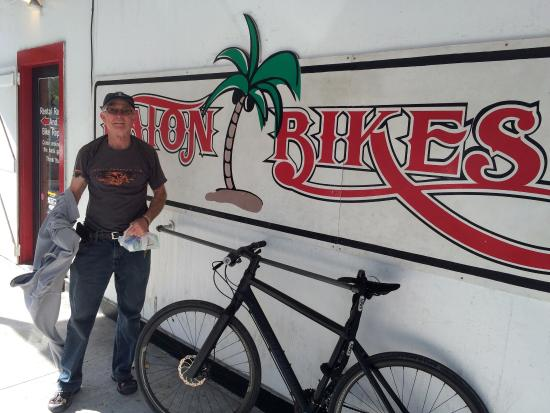 Eaton Bikes In Key West Eaton Bikes Great memories