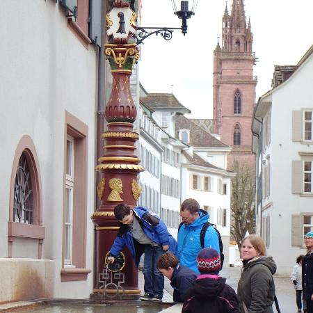 Free Walking Tours Basel