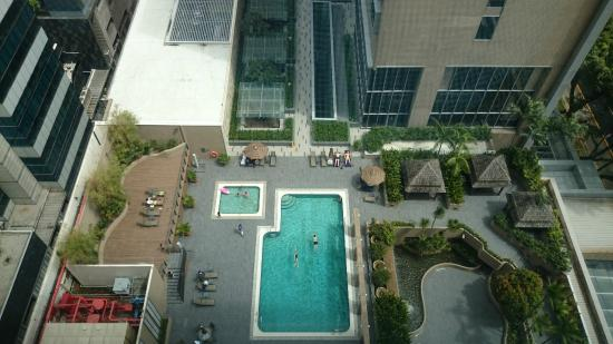 View From Street Picture Of Carlton Hotel Singapore Singapore Tripadvisor