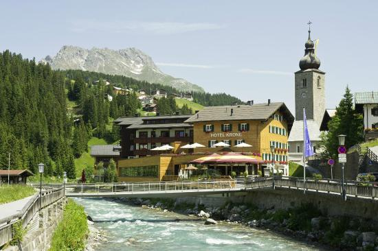 "Photo of Romantik Hotel ""Die Krone von Lech"""