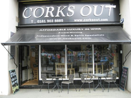 Corks Out Wine and Spirits Merchant
