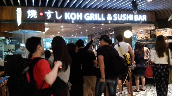 Koh Sushi And Grill Koh Grill And Sushi Bar