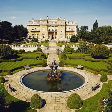 Finger Sandwiches For Afternoon Tea At Luton Hoo Picture Of Luton Hoo Hotel Golf And Spa
