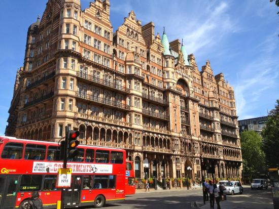 Hotel russel picture of hotel russell london tripadvisor for Hotels ussel