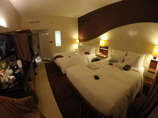 Hard Rock Hotel Bali: photo of the room - hard-rock-hotel-bali