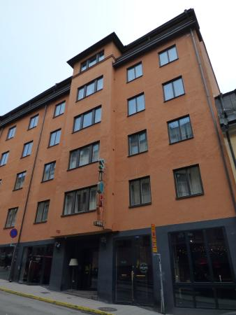 not the prettiest hotel ever built picture of story hotel riddargatan stockholm tripadvisor. Black Bedroom Furniture Sets. Home Design Ideas