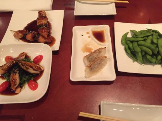 Elephant Eye Squid Picture Of Toyama Sushi New York City TripAdvisor