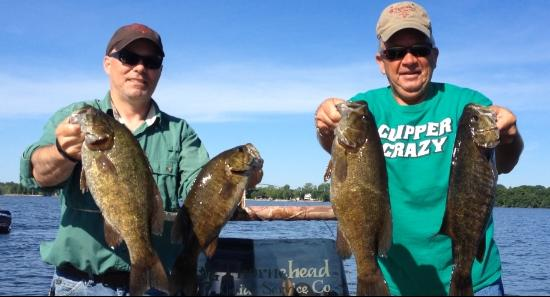 Maine Bass Fishing Guide Service