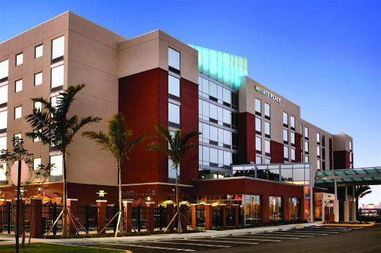 Hyatt Place Ft. Lauderdale Airport & Cruise Port Hotel