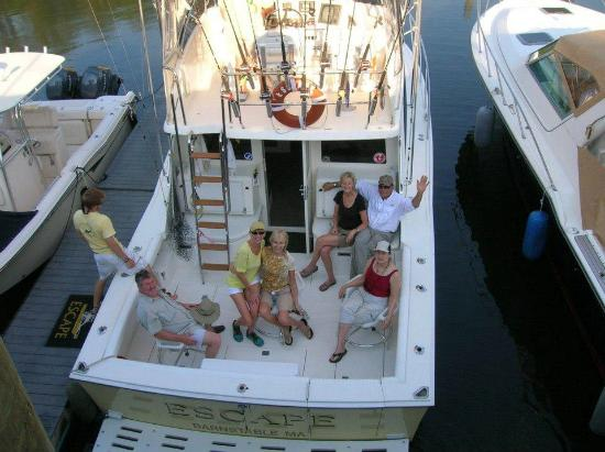 Cape Cod Family Fishing Charters