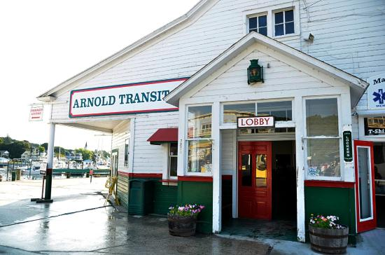 Indoor Waiting Areas At All Docks Picture Of Arnold