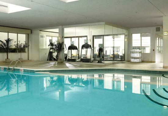 Indoor Pool Picture Of Courtyard By Marriott Ottawa Downtown Ottawa Tripadvisor