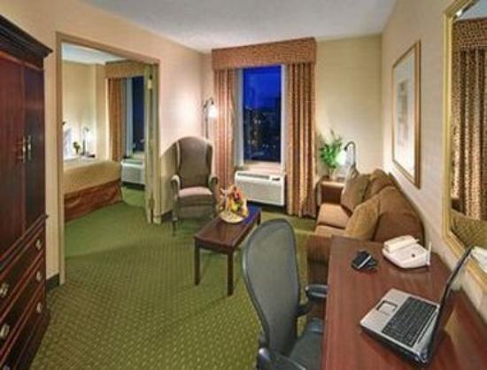 Forbes Ballroom Theater Picture Of Hilton Garden Inn Pittsburgh University Place Pittsburgh