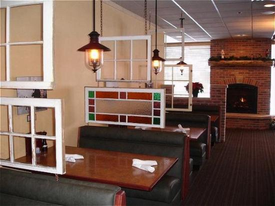 restaurant rex 39 s american grill and bar picture of. Black Bedroom Furniture Sets. Home Design Ideas