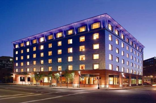 Hilton Garden Inn Portland Downtown Waterfront Maine Hotel Reviews Tripadvisor