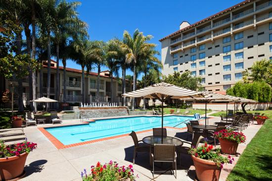 Outdoor Swimming Pool Picture Of Sheraton San Jose Hotel Milpitas Tripadvisor