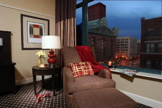 Hotel Blake Chicago: Guest room