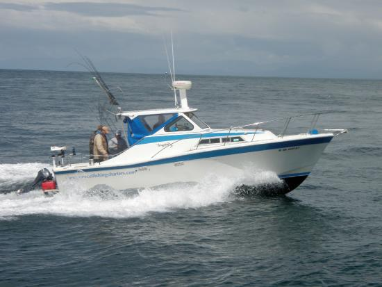 Cape flattery trail neah bay reviews of cape flattery for Washington fishing charters