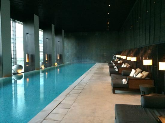 The PuLi Hotel and Spa: Pool