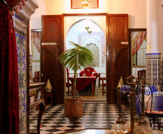 Photo of Hotel Riad Dalia Tetouan