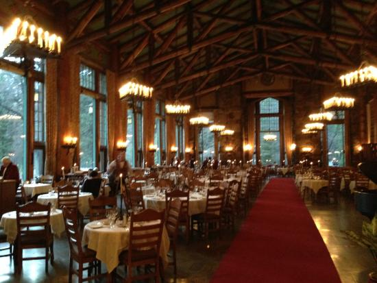 28+ [ the ahwahnee dining room ] | the ahwahnee on pinterest