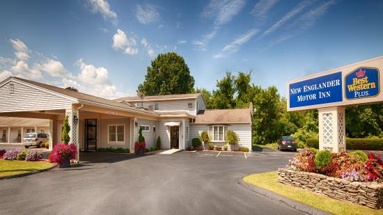 BEST WESTERN PLUS New Englander Motor Inn