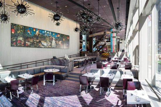 Supernova Restaurant Picture Of Novotel New York Times Square New York Cit