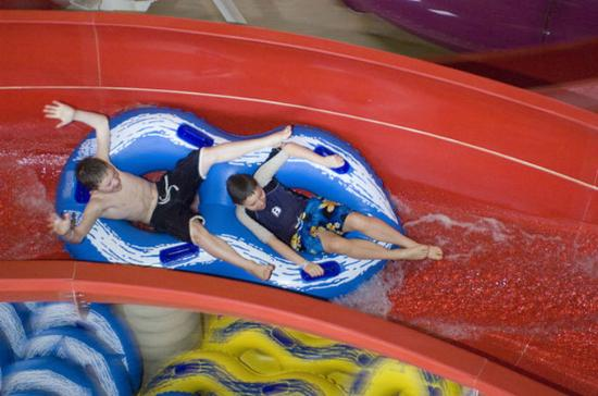 Red Jacket Mountain View Resort & Water Park