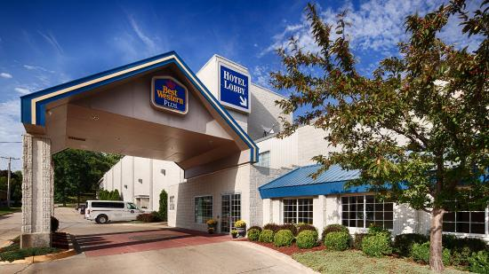 Exterior Picture Of Best Western Plus Longbranch Hotel