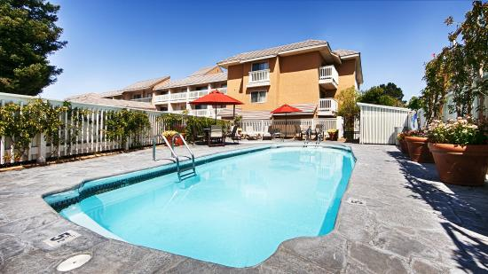 BEST WESTERN PLUS Monterey Inn