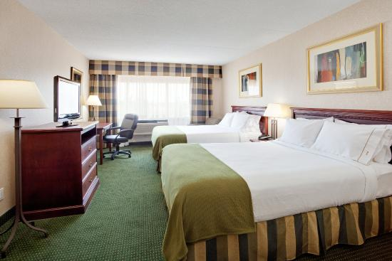 Photo of Holiday Inn Express Hotel & Suites Toronto - Mississauga