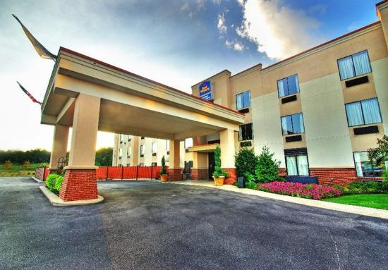 ‪BEST WESTERN PLUS Gadsden Hotel & Suites‬