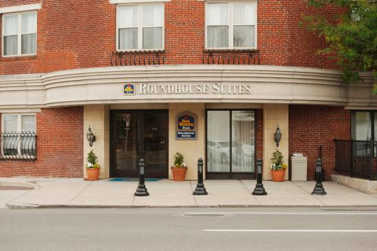 BEST WESTERN PLUS Roundhouse Suites Hotel