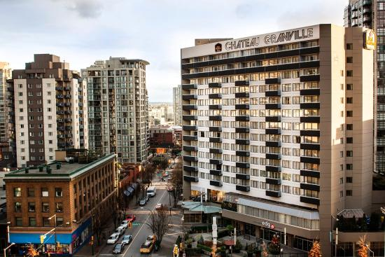 Photo of BEST WESTERN PLUS Chateau Granville Hotel & Suites & Conference Ctr. Vancouver