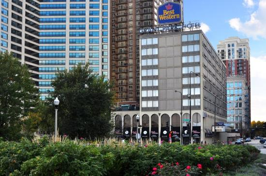 Best Western Hotel On Cicero In Chicago Il