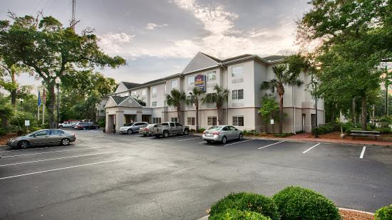 BEST WESTERN Patriots Point Hotel