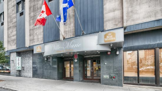 Photo of BEST WESTERN Ville-Marie Hotel & Suites Montreal
