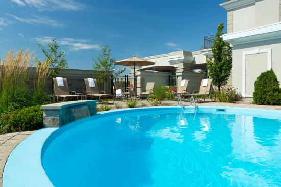 Swimming Pool Picture Of Best Western Premier Hotel L 39 Aristocrate Quebec City Tripadvisor