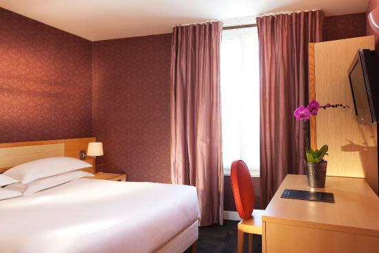 Photo of BEST WESTERN Bretagne Montparnasse Paris