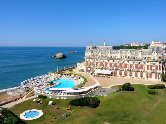 Photo of Hotel du Palais Biarritz