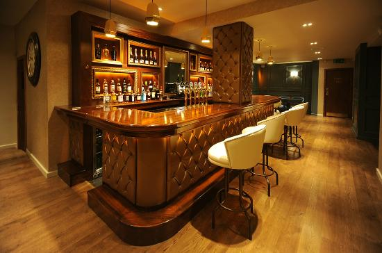 The penthouse private bar dining room picture of for Best private dining rooms dublin