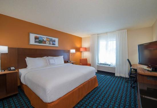 ‪Fairfield Inn & Suites Dallas Lewisville‬