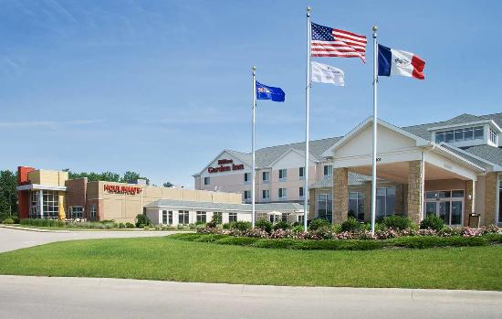 Hilton Garden Inn Dubuque Downtown