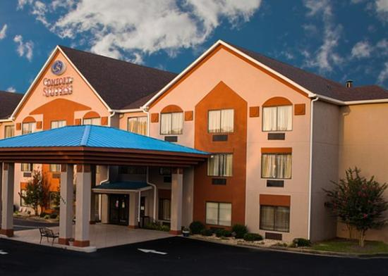 Photo of Comfort Suites Lawrenceville
