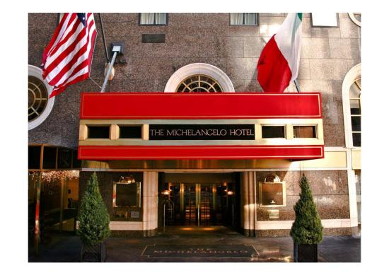 Photo of The Michelangelo Hotel New York City