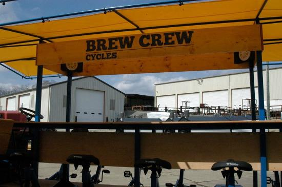 Brew Crew Cycles