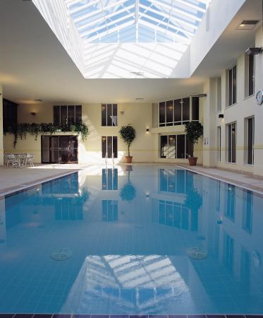 Swimming Pool Picture Of Norton Park A Qhotel Sutton Scotney Tripadvisor