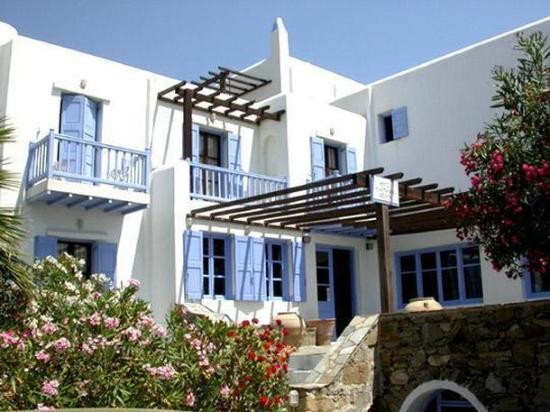 Photo of Anastasios Sevasti Mykonos Town