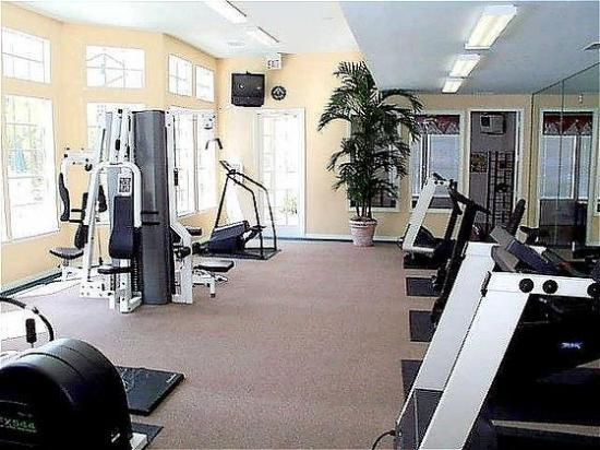 National at The Marquis of Tampa: Fitness Center
